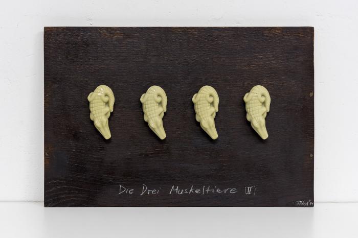 Fried Rosenstock: Die drei Muskeltiere II