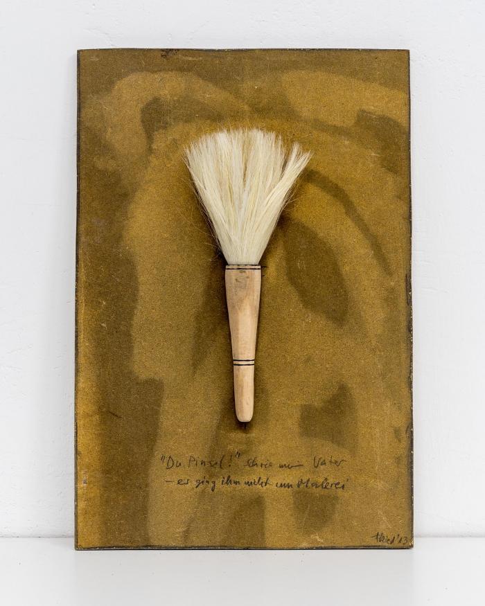 Fried Rosenstock: Du Pinsel! schrie mein Vater – esging ihm nicht um Malerei