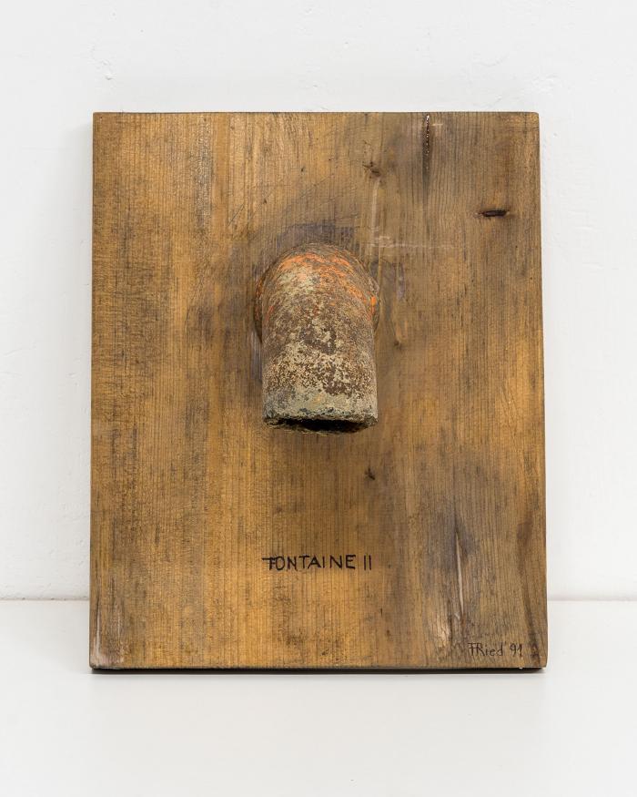 Fried Rosenstock: Fontaine II
